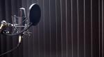 音声収録のイメージ